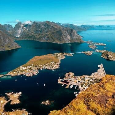 Reinebringen (Reine) Norway