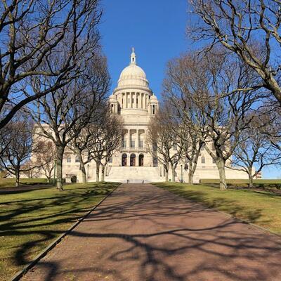 Rhode Island State House, Providence - USA