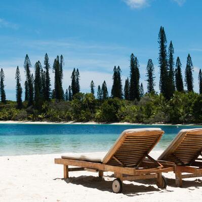 Isle of Pines (New Caledonia) Pacific Ocean