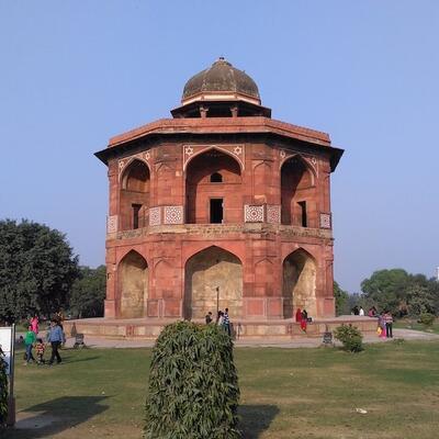 Sher Mandal, New Delhi, India
