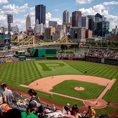 Watch the Pittsburgh Pirates