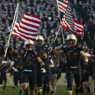 Go to an Army v Navy game