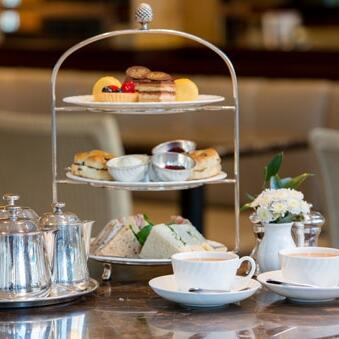 Afternoon tea at Bettys York (England)