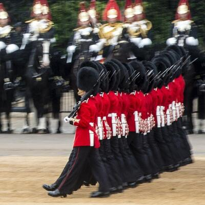 Watch the Trooping Of The Colour