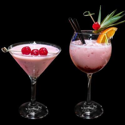 Design a cocktail