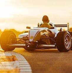 Formula F1000 Driving