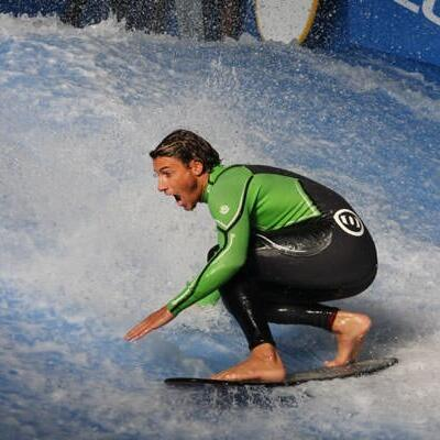 Try a surf simulator