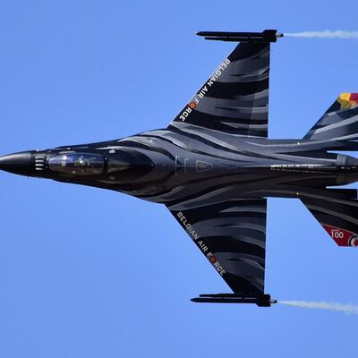 Fly in a F16
