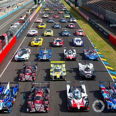 Go to Le Mans 24 Hour Race