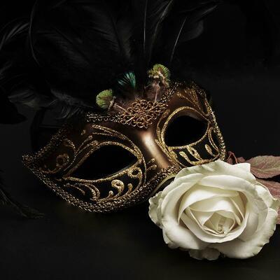 Attend a masked ball