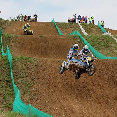 Sidecar motocross