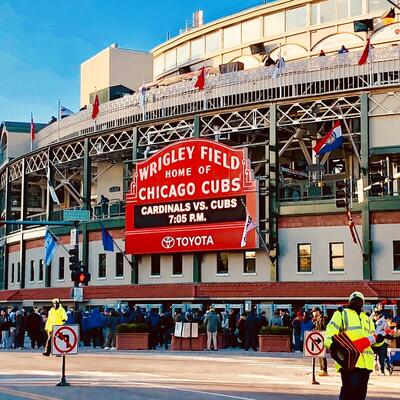 Watch the Chicago Cubs at Wrigley Field