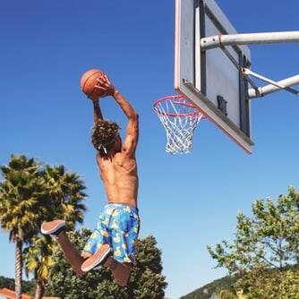 Score a slam dunk