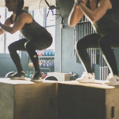 Do 250 consecutive squats