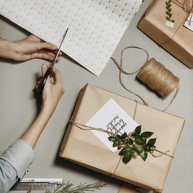 Learn to gift wrap presents