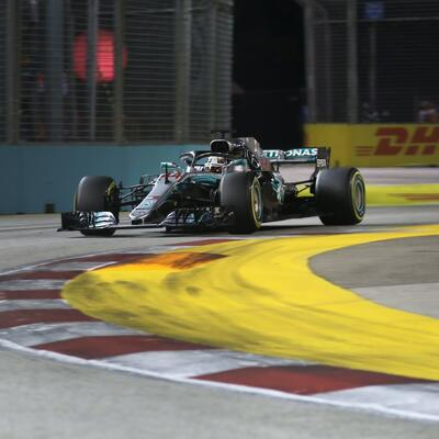 Watch the Singapore Grand Prix live
