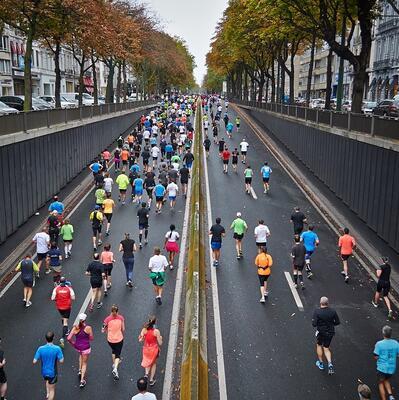 Run a Full marathon
