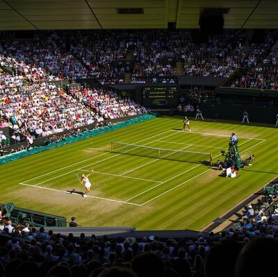 Go to Wimbledon (tennis)
