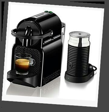 magimix nespresso inissia aeroccino 3 11360 in black. Black Bedroom Furniture Sets. Home Design Ideas